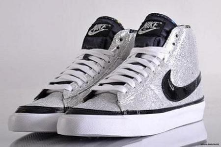 Zapatillas Nike Blazer por X-Girl