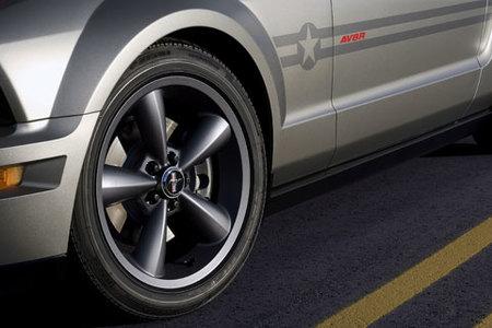 2009 Ford Mustang AV8R, la galería de imágenes