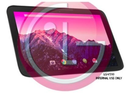 Nuevas pruebas de que la próxima tablet Nexus será de LG