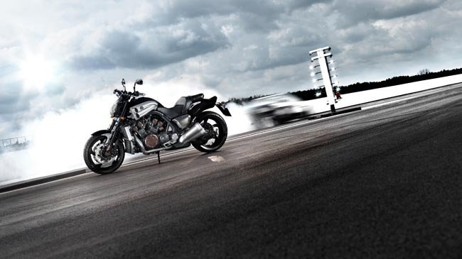 Yamaha V-Max 2011