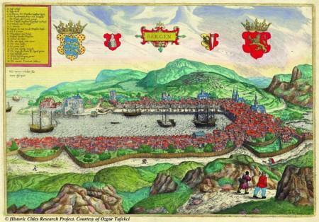 8 Bergen 1588