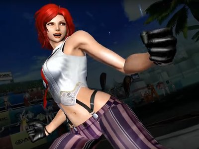 The King of Fighters XIV: Vanessa, la pelirroja con más gancho de SNK, regresa al ring