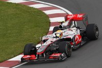 Lewis Hamilton rompe la hegemonía de Red Bull