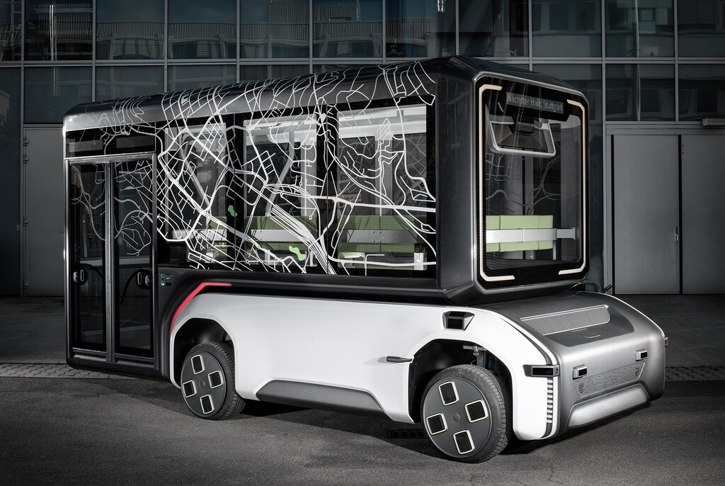 Este 'coche' eléctrico modular ha costado 12 millones de euros a Alemania y quiere ser la llave de la movilidad del futuro