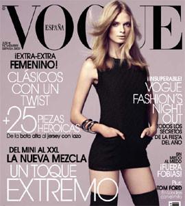 Portadas Vogue Noviembre 2009, vota por tu edición favorita