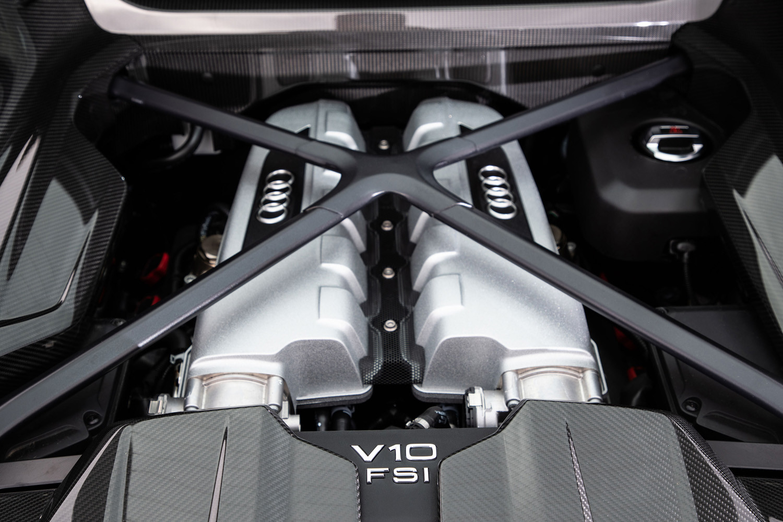 Foto de Audi R8 2019, toma de contacto (87/188)