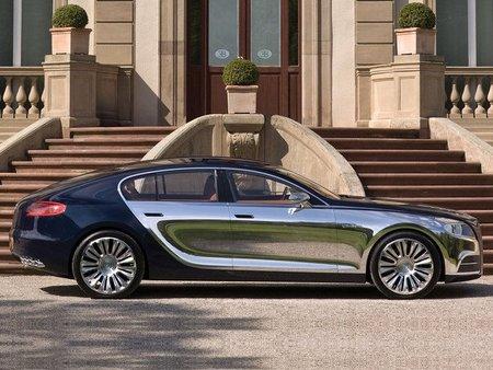 Vuelven los rumores sobre el Bugatti Galibier
