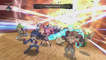 Disgaea 5 Complete Squad Attack