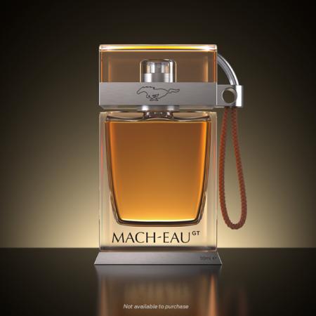 Mach Eau: Ford creo una fragancia para que los amantes de los motores a combustión no extrañen el olor a gasolina en un eléctrico