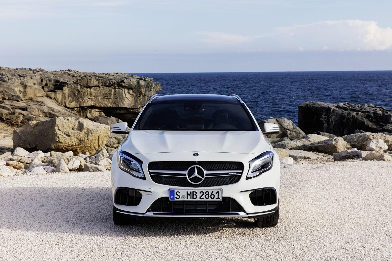 Foto de Mercedes-AMG GLA 45 2017 (17/43)
