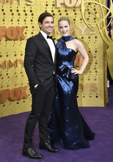 Premios Emmy 2019 Jason Ralph Y Rachel Brosnahan