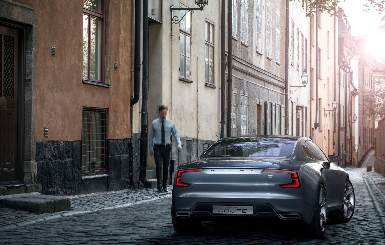 Foto de Volvo Concept Coupé (46/59)