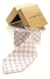 Corbata Floral Regiment de Naked & Angry