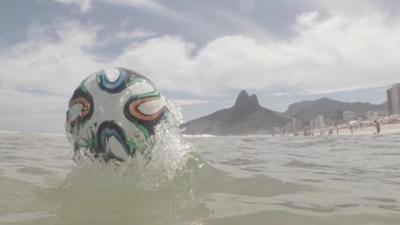 HBO y Diagonal TV trabajan juntas en 'Destino Brasil 2014'