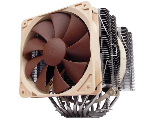 Noctua trabaja en un ventilador/disipador de CPU con cancelación activa de ruido
