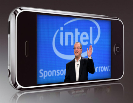 Intel perdió la oportunidad de estar dentro del iPhone original
