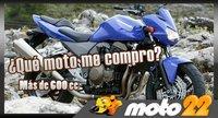 ¿Qué moto me compro? Naked de más de 600cc, Kawasaki Z750