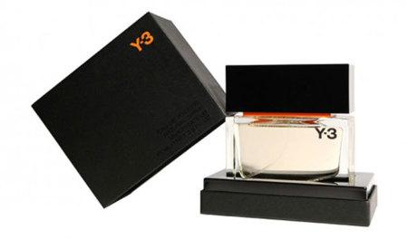 Y3 Black label perfume