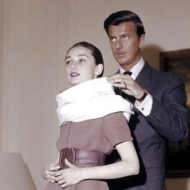 La elegancia definida en seis frases de Hubert de Givenchy