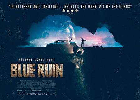 'Blue Ruin', tráiler y cartel del prometedor thriller indie