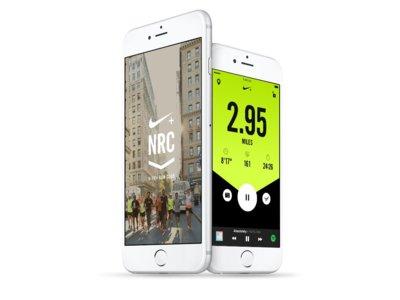 Nike+Run Club, la nueva aplicación de Nike con planes de entrenamiento personalizados