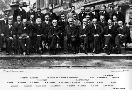Conferencia Solvay de 1927