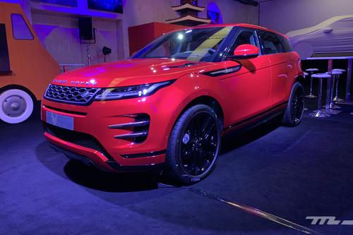 El Range Rover Evoque 2019 llega por 40.000 euros en versión básica y los mild-hybrid ECO desde 45.400 euros