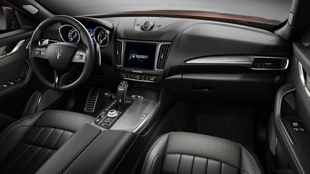Maserati Quattroporte y Levante by Ermenegildo Zegna