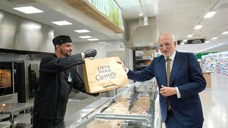 Mercadona acapara ya una cuarta parte de todo lo que gastan los españoles en supermercados