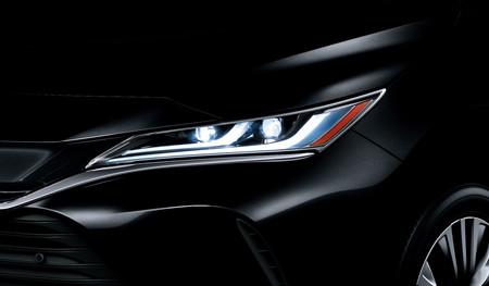 El coche ya mira al futuro con sus nuevos ojos LED ultradelgados