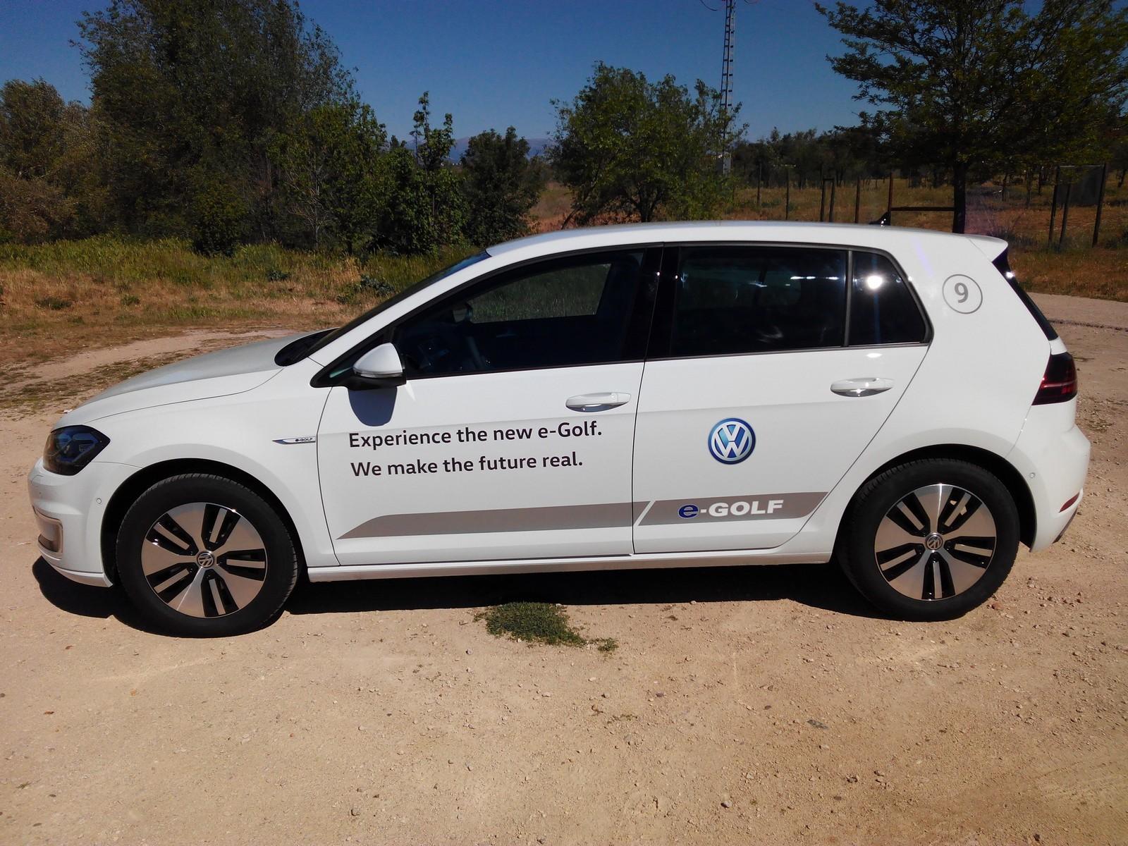 Foto de Volkswagen e-Golf (23/23)