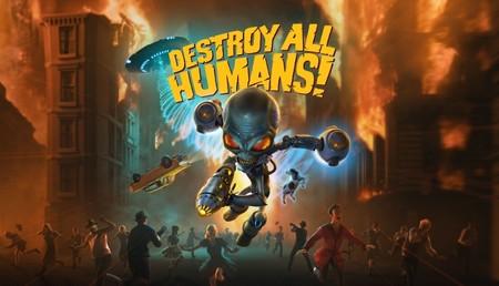 La edición de coleccionista del remake de Destroy All Humans! incluirá una figura y una mochila con la forma de Crypto por 400 euros