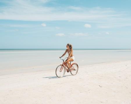 bici-playa-calor