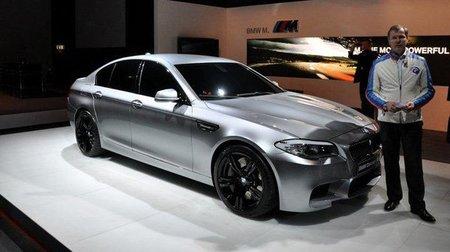 2012 BMW M5 F10M
