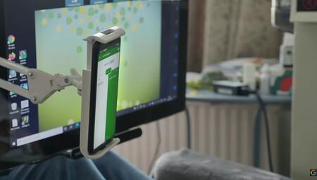 Look to Speak, la nueva app de Google para ayudar a las personas con discapacidad a hablar usando la mirada y el móvil