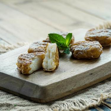 Leche frita fácil y rápida: receta y seis trucos para que te salga perfecta (con vídeo incluido)