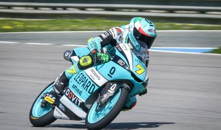 Foggia Jerez Moto3 2021