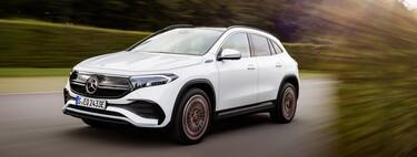 El Mercedes-Benz EQA ya tiene precio en México: el vehículo eléctrico más barato de la marca