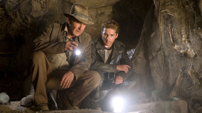 Indiana Jones y la Apple Store perdida