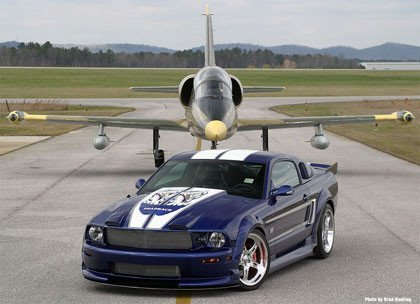 2006 Ford Shadrach Mustang GT