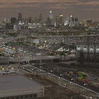 Esta imagen de una ciudad parece una fotografía, pero en realidad es un espectacular mapa de Minecraft