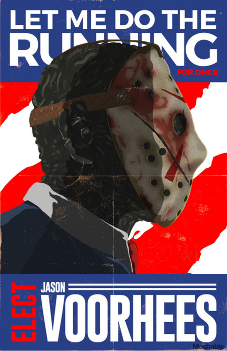 Horror Pres Posters Jason
