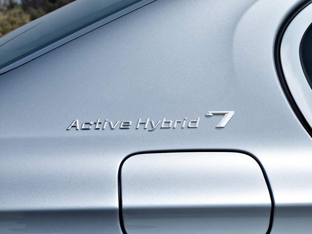 Foto de BMW ActiveHybrid 7 (17/30)