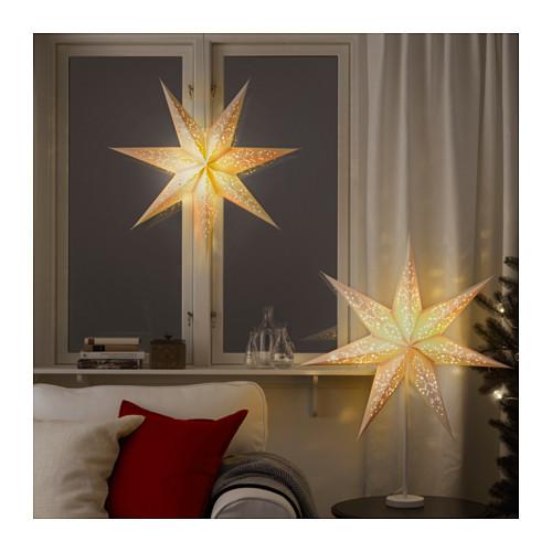 Navidad Strala Pantalla Para Lampara Blanco 0428613 Pe584390 S4