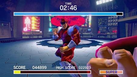 Capcom explica el modo en primera persona de Ultra Street Fighter II