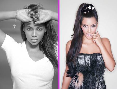 Beyoncé no da su bendición a Kim Kardashian: aquí huele a... ¡piscina de barro!