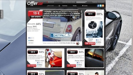 OfferCar, una plataforma de compras grupales especializada en motor