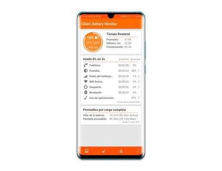 Huawei P30 Pro Autonomia Gsam
