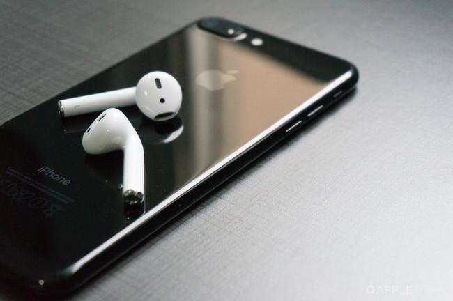 Airpods Iphone 7 Plus