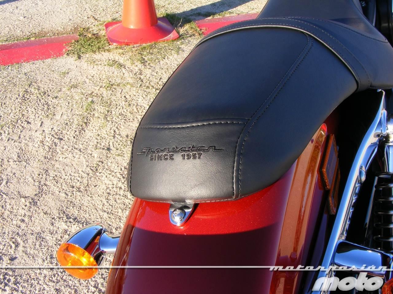 Foto de Harley-Davidson XR 1200CA Custom Limited (21/65)